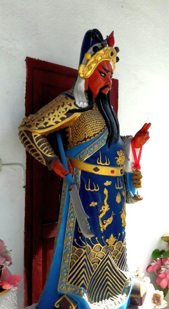 Wächter mit Schwert