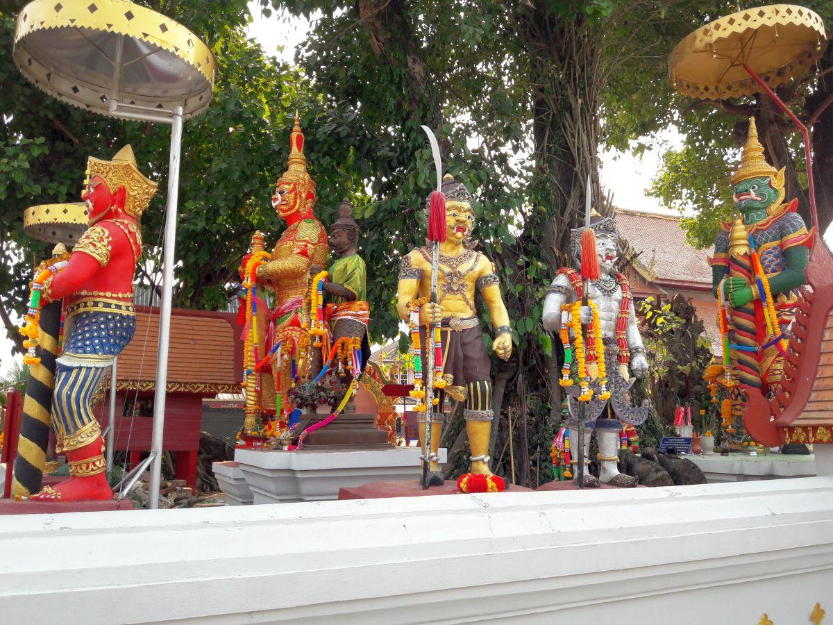 Die Tempelwächter