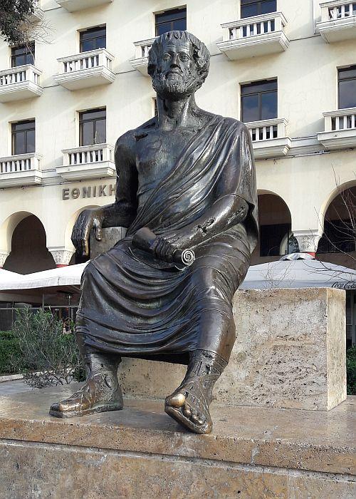 Bildnis von Aristoteles