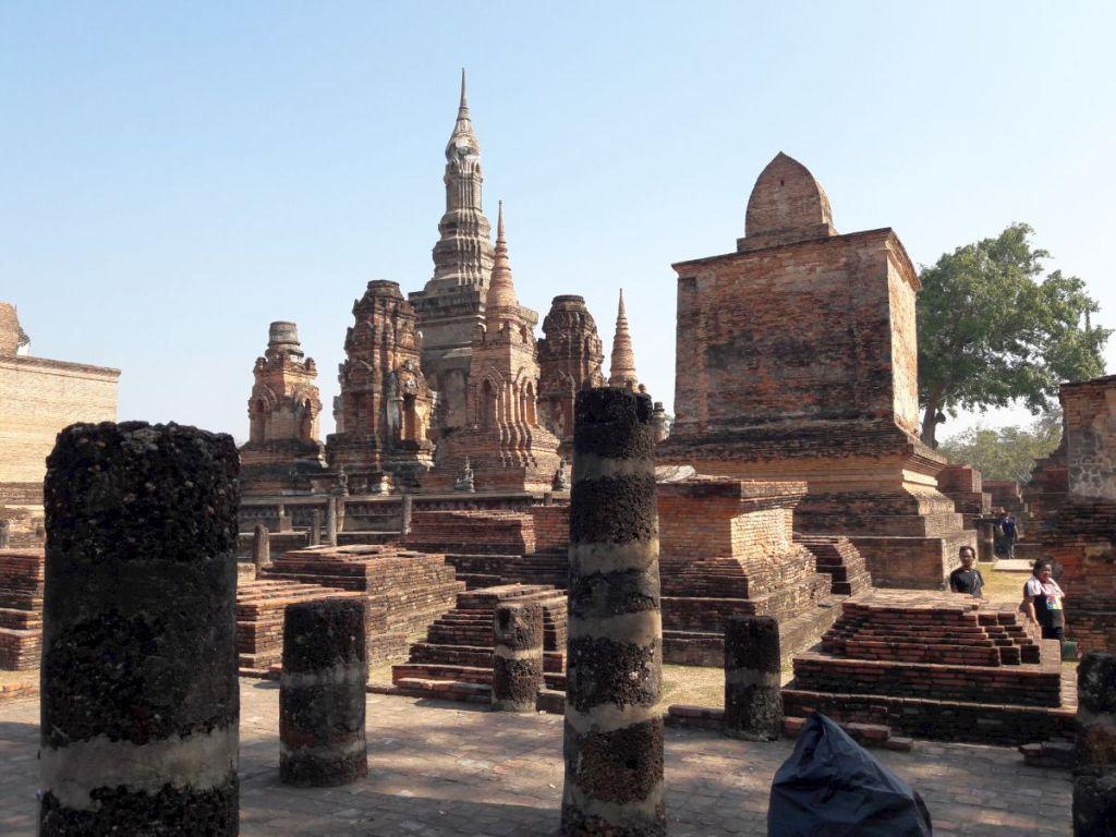 Ruinen von Sukhothai