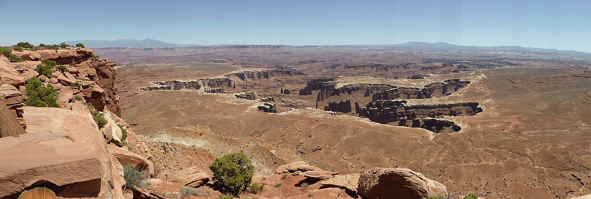 Canyons und Mormonen