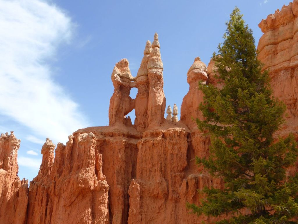 Bryce Canyon - Felsformation