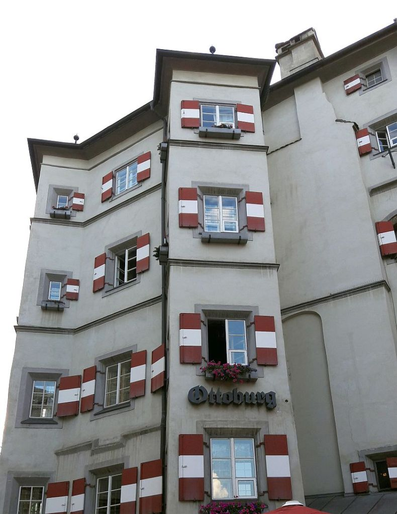 Ottoburg in Innsbruck