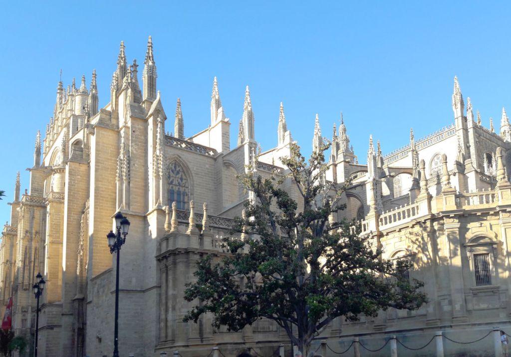 Cathedrale von Sevilla