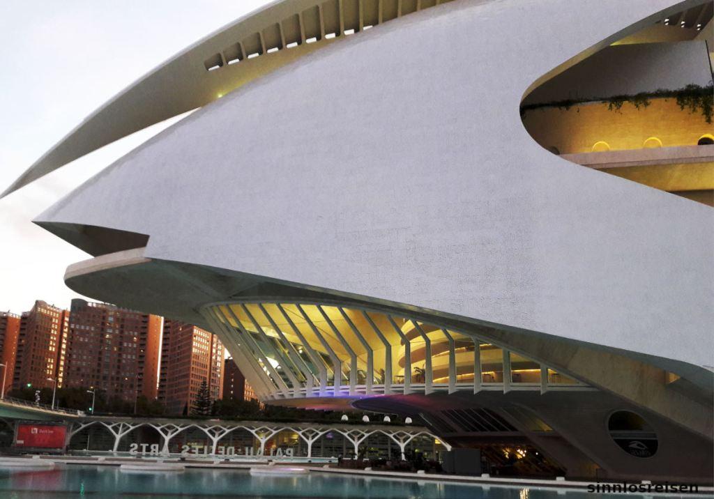 Opernhaus Valencia