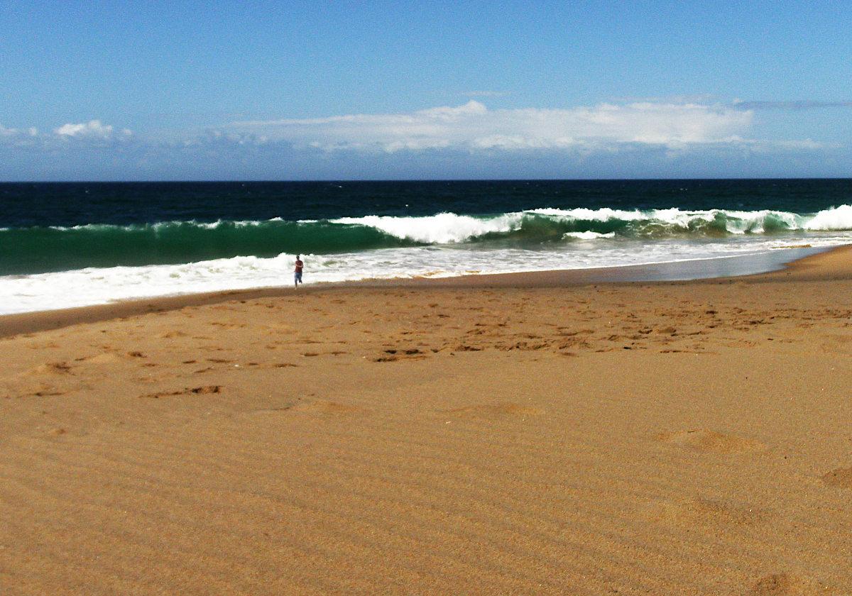 Die Wellen vonBallito