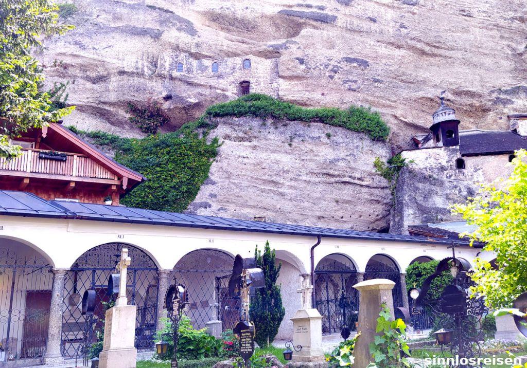 Katakomben von St. Peter in Salzburg