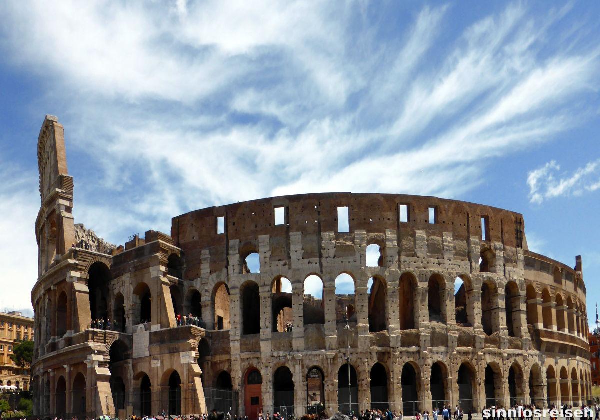 Rom, die Mafia und eine zickige Atombombe – Teil 1