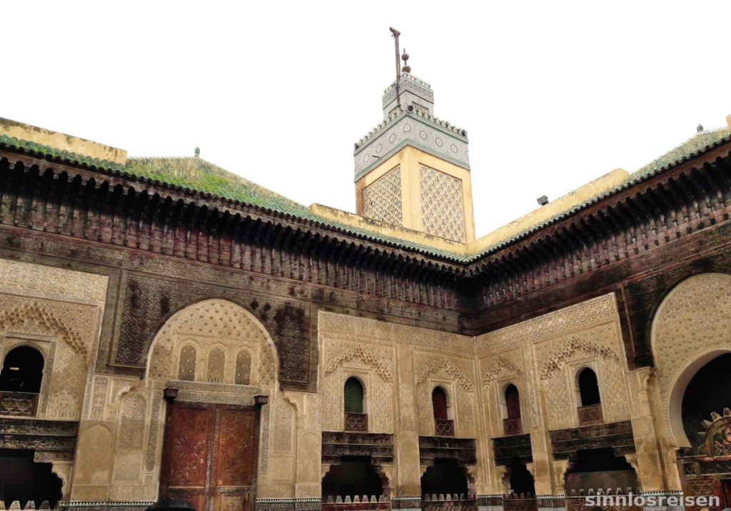 Palast in Meknes