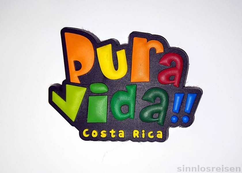 pura vida - das Lebensmotto in Costa Rica