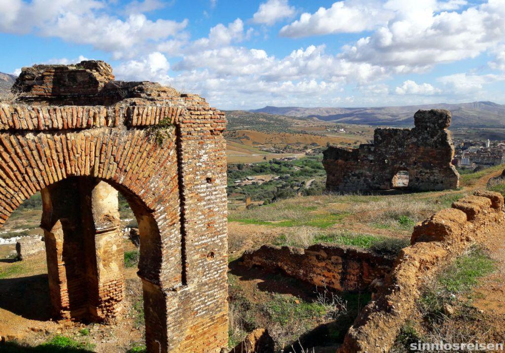 Ruinen in Fes