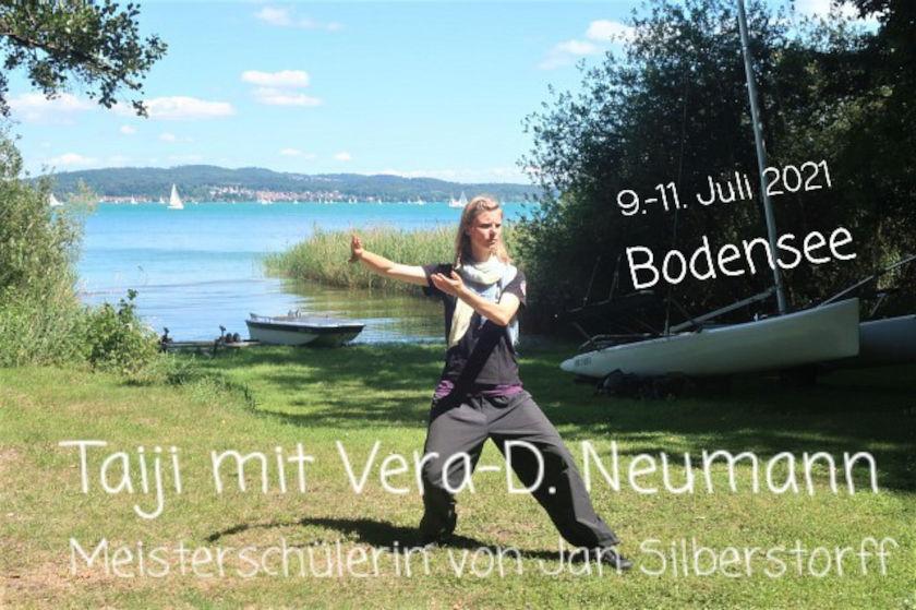 Kursausschreibung Taiji am Bodensee